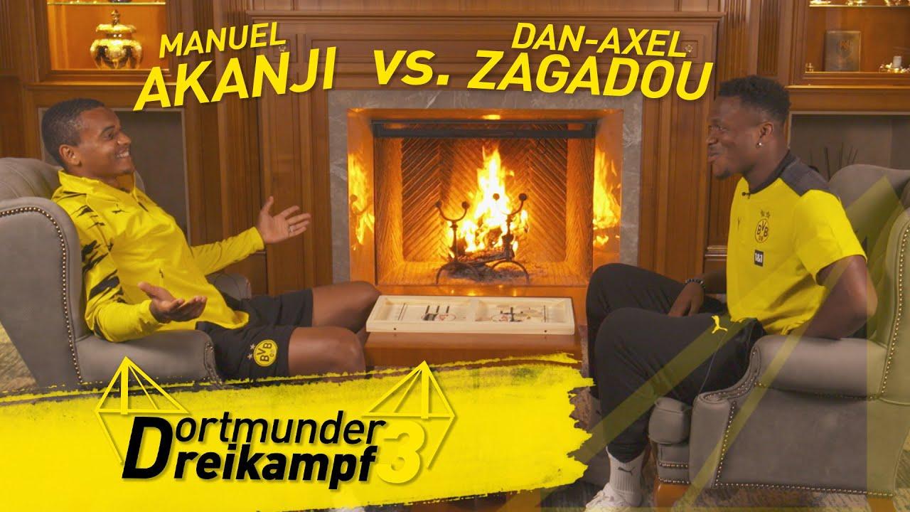Manuel Akanji vs. Dan-Axel Zagadou: The Dortmund Triathlon