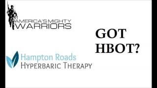 Hyperbaric Therapy (HBOT); Treating Our Troops Suffering with Traumatic Brain Injuries
