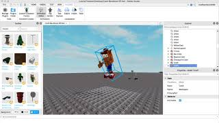 Updated Crash animations ROBLOX