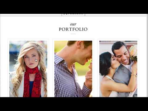 ProPhoto 7 Portfolios - Using WordPress Pages thumbnail
