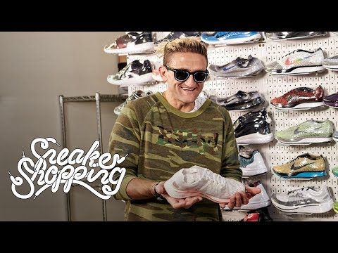 Casey Neistat Goes Sneaker Shopping With Complex
