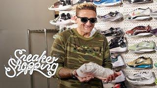 Casey Neistat goes Sneaker Shopping with Joe La Puma at Stadium Goo...