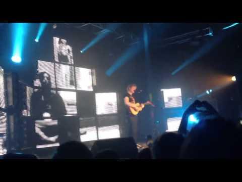 Ed Sheeran Portland