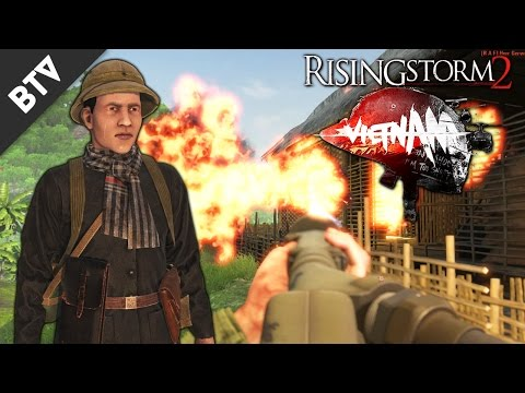THE FLAMES OF WAR | Rising Storm 2: Vietnam Gameplay
