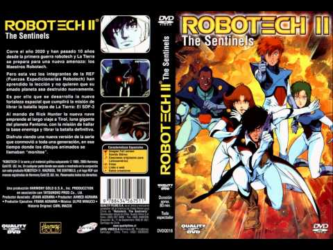 Robotech  Together