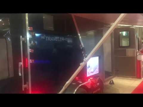 Cargo Trailer tent , Cargo trailer conversion