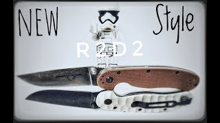 New Style : R2D2. A story of invention and betrayal.