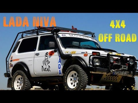 ᴴᴰ Lada Niva 4x4 Off Road Modifiye Tuning