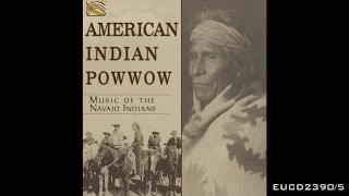 Music of the Navajo Indians - Corn Grinding Songs - From the album American Indian Pow Wow