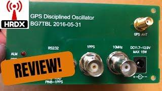 BG7TBL GPSDO (GPS Disciplined Oscillator) and 10 MHz Distribution Amplifier screenshot 5