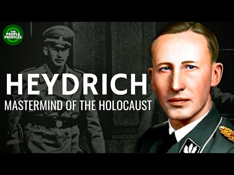 Heydrich Documentary - Biography of the life of Reinhard Heydrich
