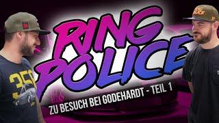 HOW DEEP? // RING POLICE / ZU BESUCH BEI GODEHARDT - TEIL 1