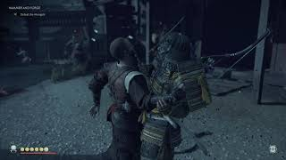 Ghost of Tsushima - Hammers And Forge: Search Kamatsu Forge For Yuna and Taka: Defeat Mongols (2020)