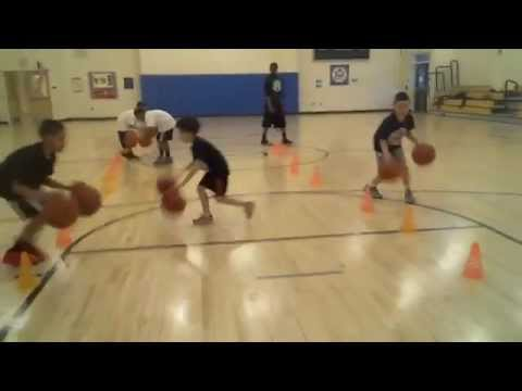 Best Basketball Training For Kids - 60 Minutes Workout: DELSONTRAINING
