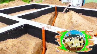 видео Обустройство канализации частного дома