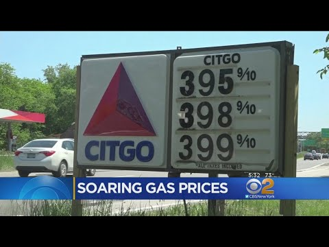 AAA: Gas Prices On The Rise Heading Into Memorial Day Weekend