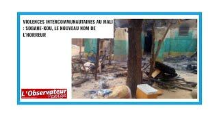 Massacres au Mali: