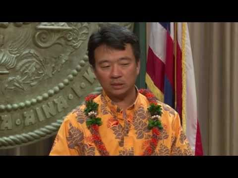 Japanese American Experience Bill Signing