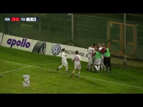 Highlights Reggina-Trapani 1-2. 27^ Giornata SerieC 25.02.18 ©TrapaniCalcio.it