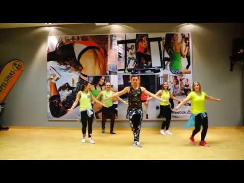 Zumba Fitness - Mayores - Becky G ft. Bad Bunny