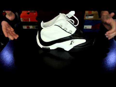 Reebok Answer IV (4) Retro Performance Review