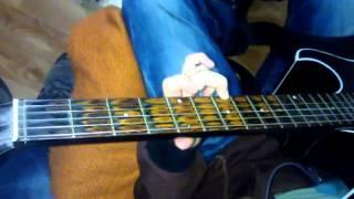 al otro lado del silencio guitarra acustica