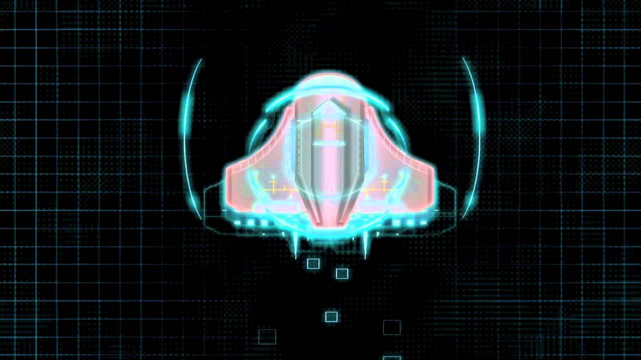 2d Spaceship Art