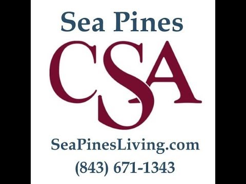 Sea Pines Community Coffee-November 1, 2017