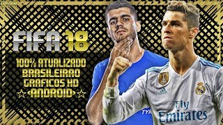 Baixe Já!!! FIFA 2018 [Mod Fts]» |Com Últimas Transferências • Gráficos HD • Novas Faces + Download