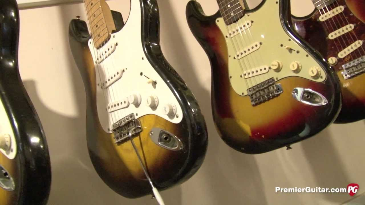 Guitar Shop Tour: Nashville's Gruhn Guitars