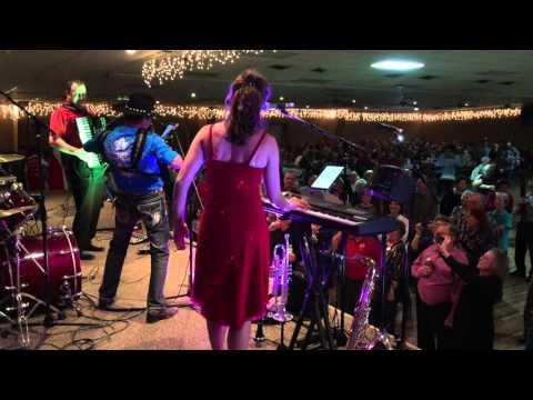 CHRIS RYBAK joins Mollie B, Ted Lange and Squeezebox - Hallettsville, TX