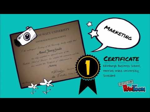 Marketing Communication CV