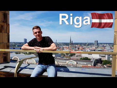 РИГА, ЛАТВИЯ - ЛУЧШИЙ ОБЗОР 2019 | Riga Latvia (Архитектор Семён)