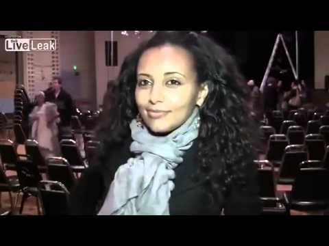 Ethiopian Jew told of the 'racism' in Israel