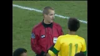 Neymars letzter Elfmeter gegen Kolumbien