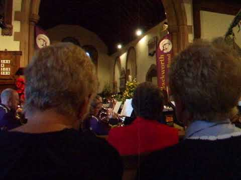 Backworth Colliery Band play Louis Armstrong