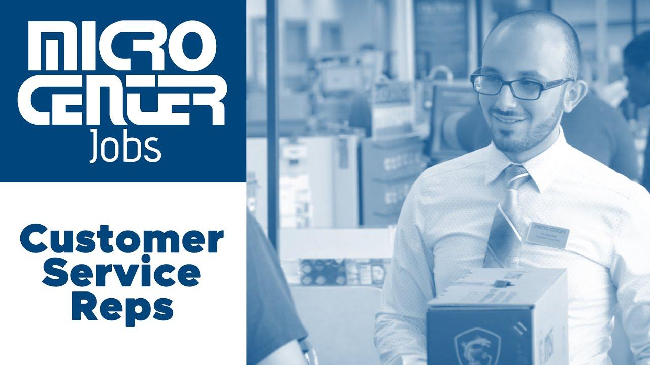 Career Opportunities Micro Center