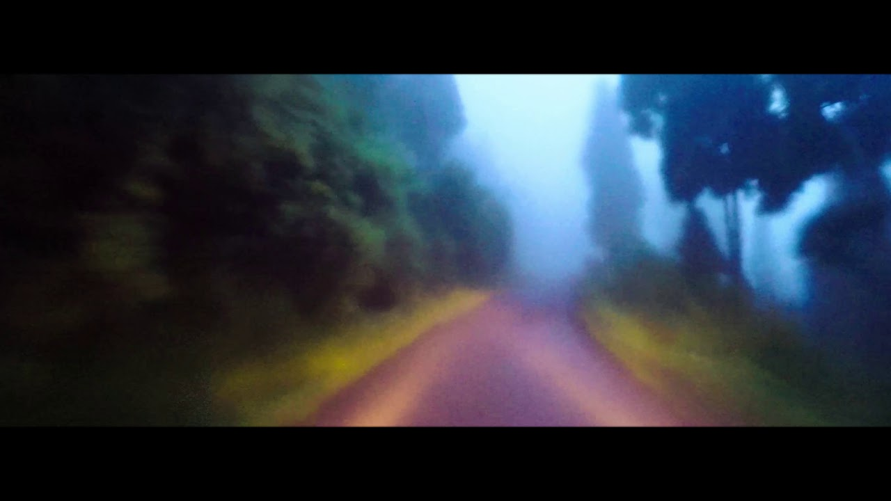 Road through the clouds | Kalimpong