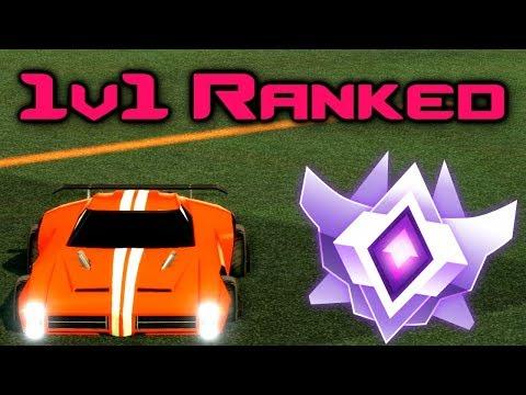 DESCOBRINDO A NOVA META DE X1?!?! | Rocket League 1v1 Ranked (2/3)