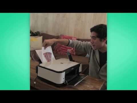 Pizza Printer Vine