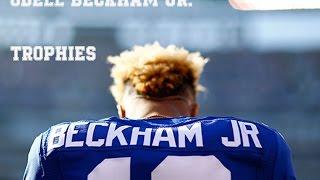 Odell Beckham Jr. -  Trophies [2016]