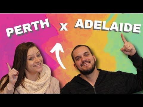 ADELAIDE X PERTH : QUAL A MELHOR CIDADE PARA MORAR NA AUSTRÁLIA?