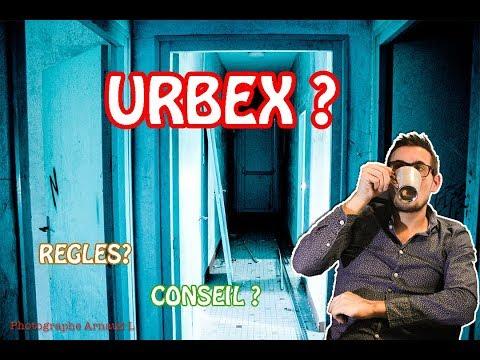 URBEX C'EST QUOI? - MINUTES CAFE #1 TOP 3 ☕