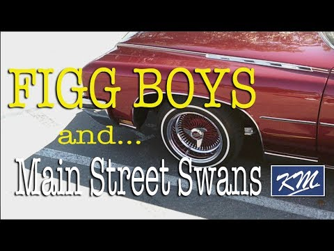 FIGG Boys and Main Street Swans