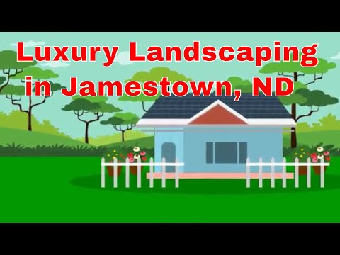 Luxury Landscaping in Jamestown North Dakota - Find the best Luxury Landscaping in Jamestown ND