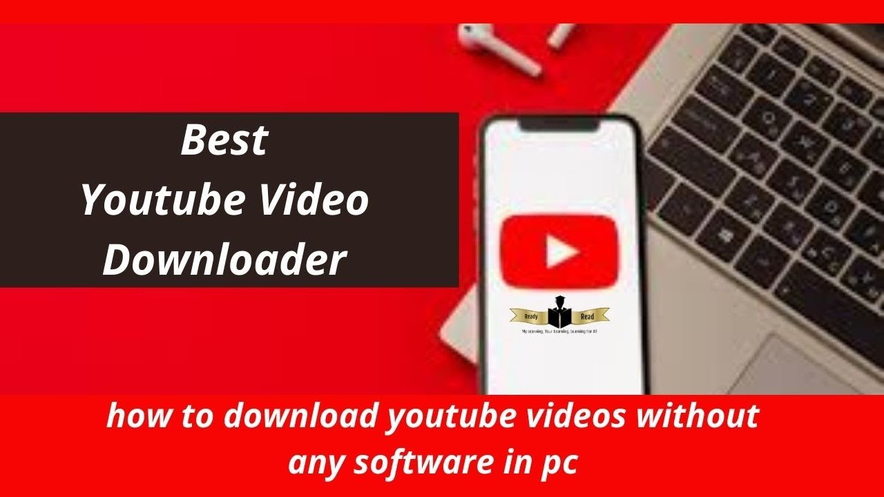 how to download YouTube videos in laptop/download YouTube videos without  any software[[Ready Read]]