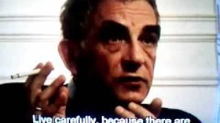 Kieslowski speaks about the double life