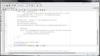 JavaFX da FGI yasash   020   CheckBox hbox, vbox