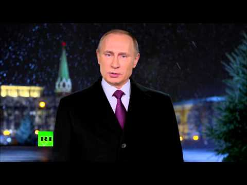 Putin's New Year Address 2016: Grateful to all those defending Russia