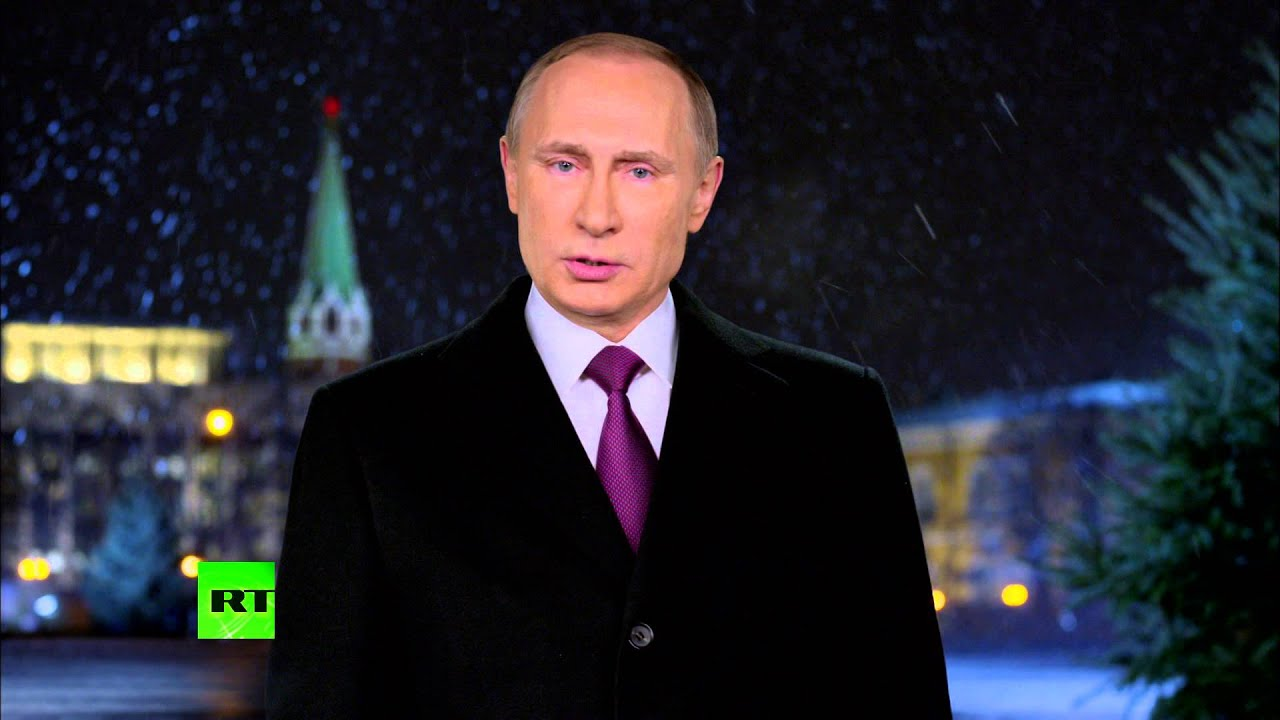 Putin s New Year Address 2016  Grateful to all those defending     YouTube Premium